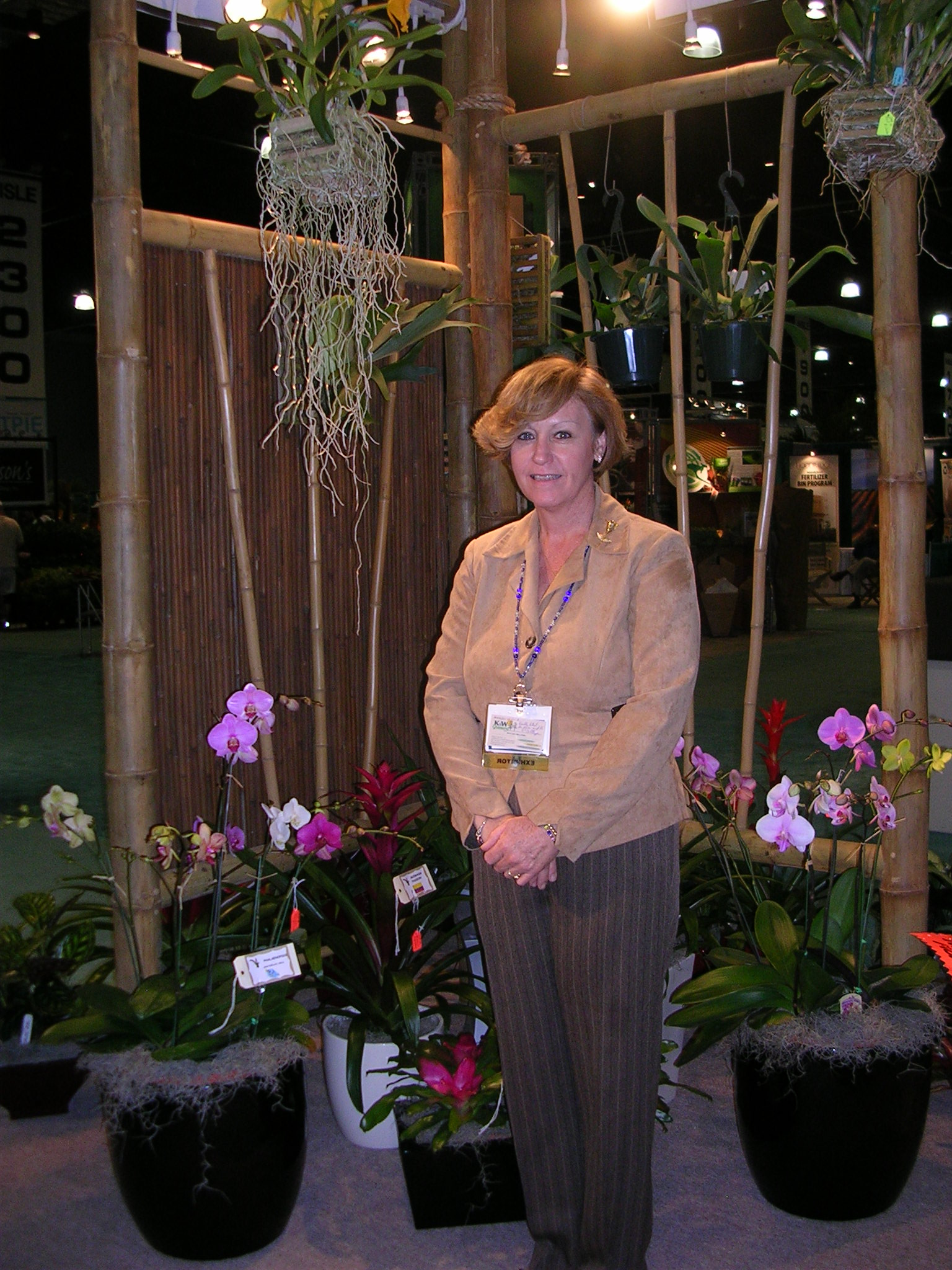Patty Rabin of Living Colors Nursery
