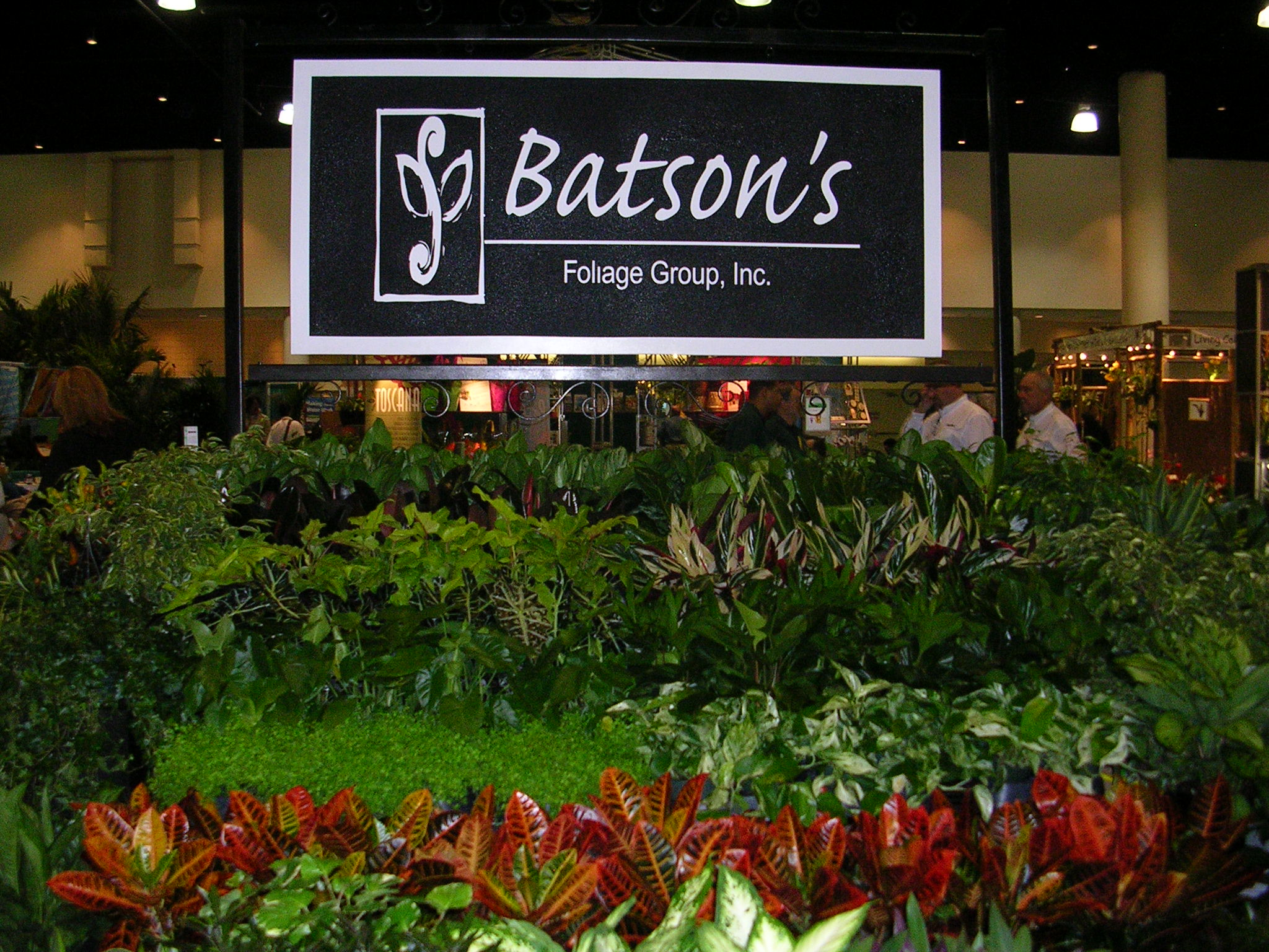Batson's Foliage Group has a wide variety of products.