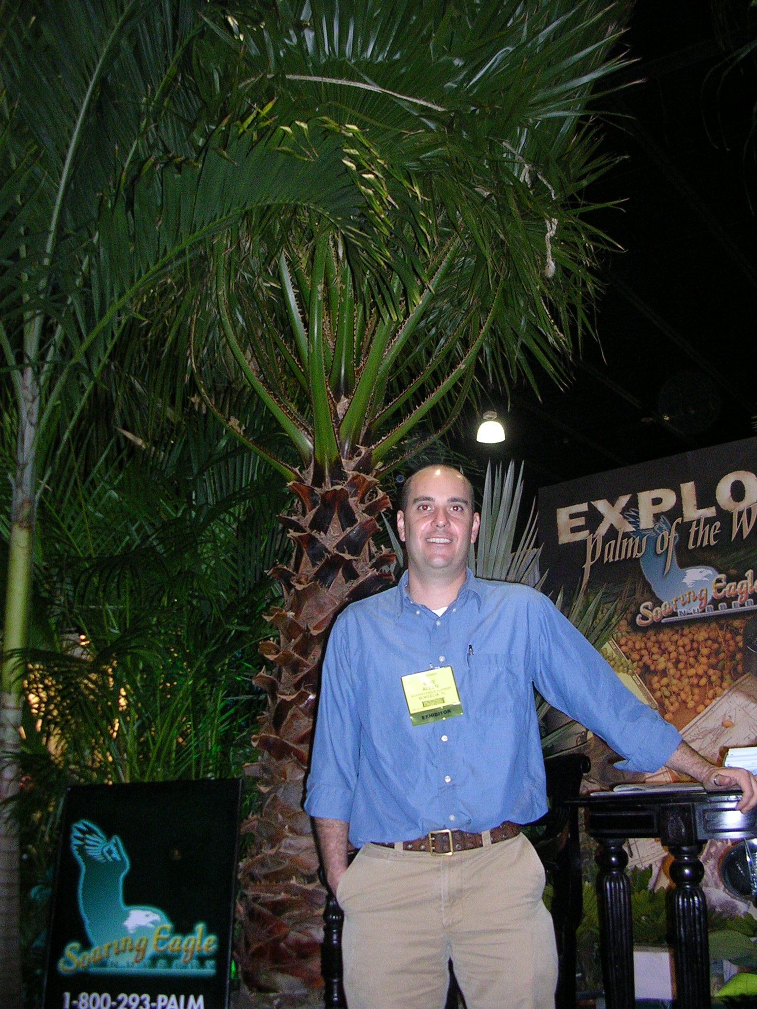 Mike Allen of Soaring Eagle Nursery