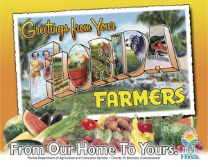 Greetings from Your Florida Farmers!