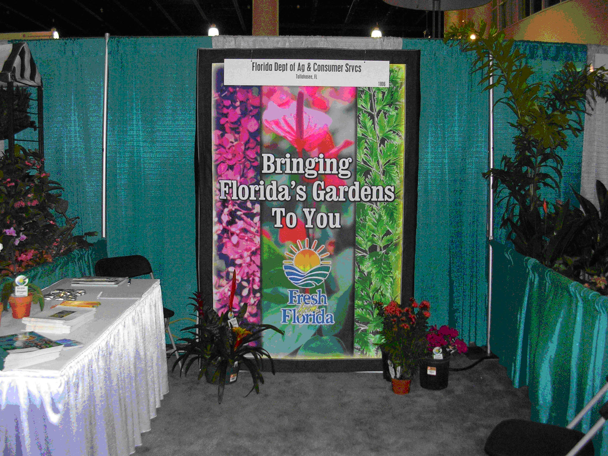 Florida Department of Agriculture - Bringing Florida's Garden to You