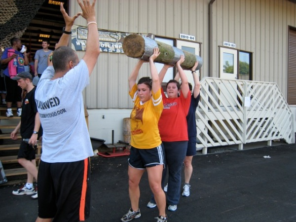 Photo courtesy of Boot Camps To Go