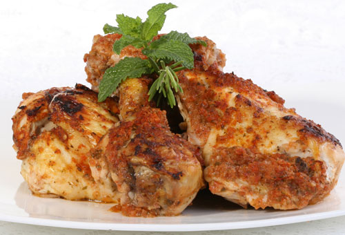 Savory Tomato-Basil Chicken is easy and appetizing