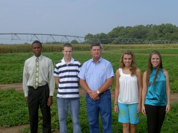 fl peanut producers scholarship winners