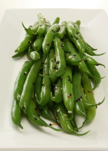Snap Beans - Asian Style Snap Beans