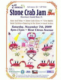 Photo Courtesy of Stone Crab Jam