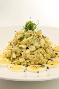 Spring - Avocado and Egg Salad